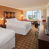 King or 2 Queen Bed Cityview Room