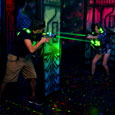 Galaxy Quest & Apocalypse Lazer Tag
