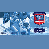 Hotel Packages - An Evening with 92' World Series Championship Team Package - Four Points by Sheraton Niagara Falls Hotel