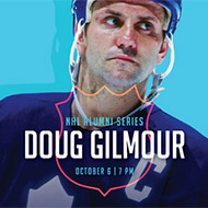 Hotel Packages - An Evening with Doug Gilmour<br>General Admission Package - Four Points by Sheraton Niagara Falls Hotel