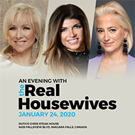 Hotel Packages - An Evening with the Real Housewives Package - Four Points by Sheraton Niagara Falls Hotel