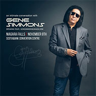 Hotel Packages - An Interactive Evening with Gene Simmons Package - Four Points by Sheraton Niagara Falls Hotel