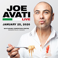 Hotel Packages - Joe Avati Live Package - Four Points by Sheraton Niagara Falls Hotel