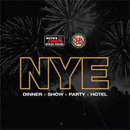 Hotel Packages - New Year's Eve Dinner & Show Package - Four Points by Sheraton Niagara Falls Hotel