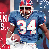 Hotel Packages - Tailgate Party with Thurman Thomas Package - Four Points by Sheraton Niagara Falls Hotel