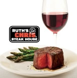 Now Open Ruth's Chris Steak House