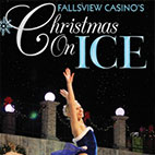 Fallsview Casino Package - Christmas on Ice - Four Points by Sheraton Niagara Falls