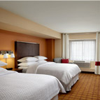 Guest Rooms - Four Points by Sheraton Niagara Falls Hotel